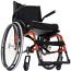 Quickie 2HP Folding Wheelchair