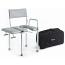 Nuprodx MultiChair 3000TX, Portable Folding Shower Chair