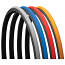 "Primo Racers Wheelchair Tires 25"" x 1 (20-559) 4 Colors pair"