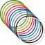 Newton AirGrip Handrims by Motion Composites