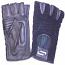 Sportaid Half Finger Wheelchair Gloves with Mesh Back