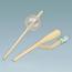 Bardia Silicone Elastomer Latex Foley Catheter 5cc