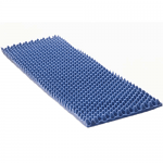 Eggcrate Convoluted Mattress Overlays