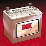 MK 27 Sealed Gel Battery Pair