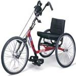 Invacare Top End Excelerator Handcycle