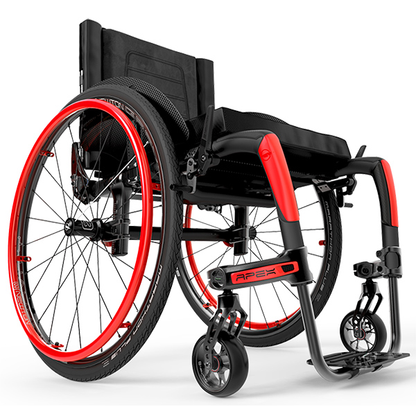 Apex Ultra Lightweight Rigid Wheelchair