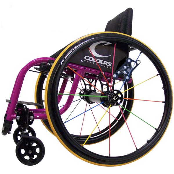Colours Chump Youth Wheelchair