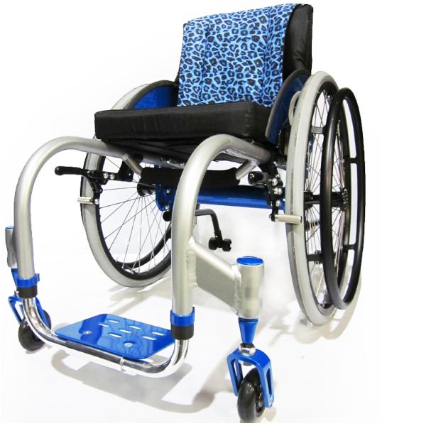 Colours Razor Blade Jr. Youth Wheelchair