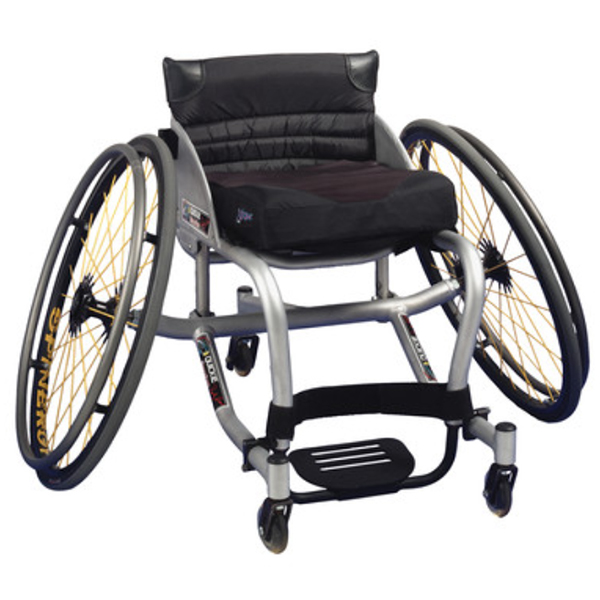 Quickie Match Point Titanium Tennis Wheelchair