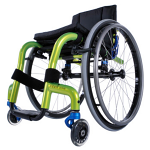 Quickie Zippie Zone Rigid Youth Wheelchair