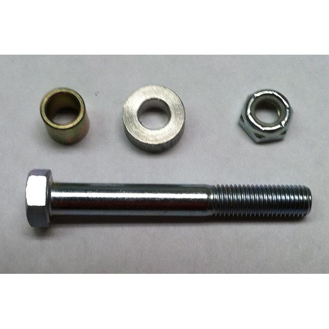 Wheelchair Caster Hardware
