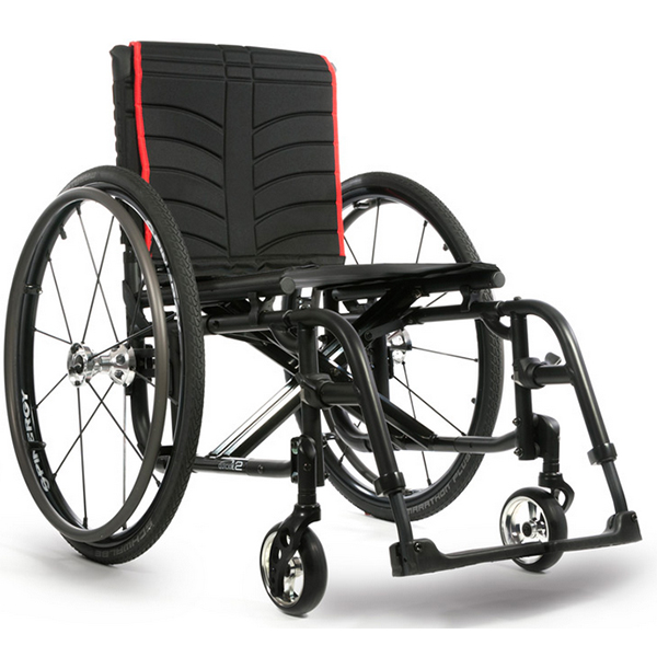 Quickie 2 Folding Wheelchair