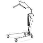 Invacare Chrome Hydraulic Patient Lift