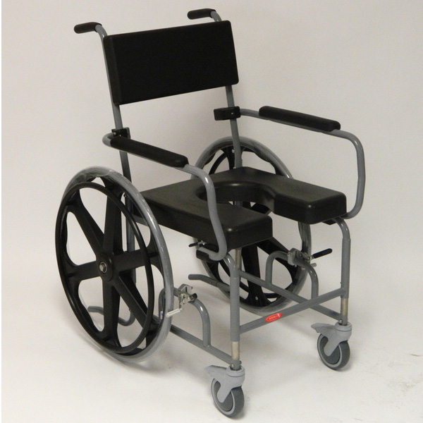 ACTIVEAID 800 Series Adjustable Height Shower Commode Chair