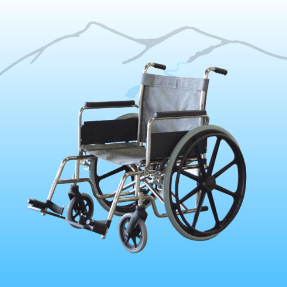 Aqua Creek Stainless Steel Aquatic Wheelchair