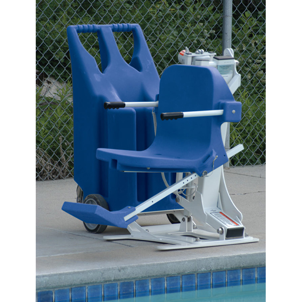The Portable Pro Pool Lift by Aqua Creek