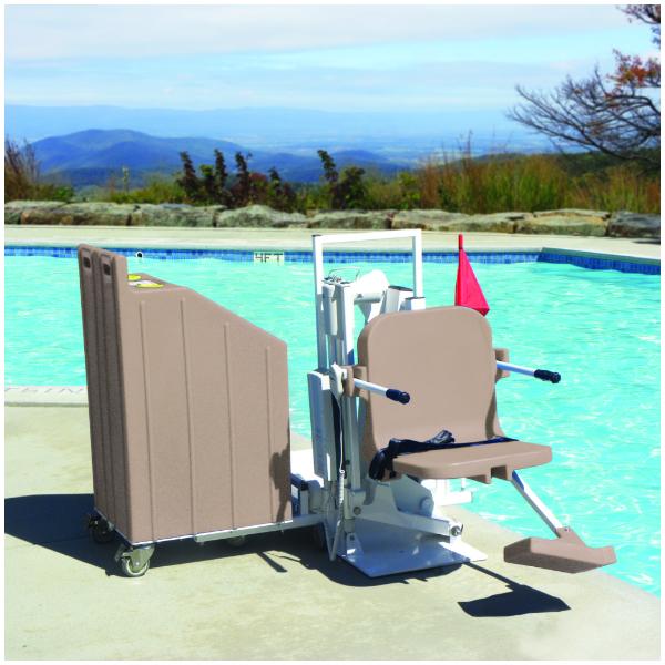 Patriot Portable Pro Lift by Aqua Creek