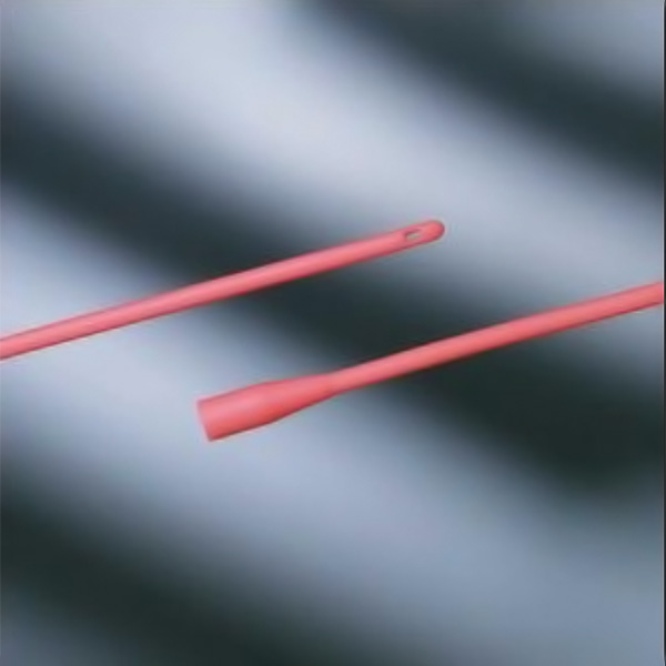 Bard Red Rubber Catheters 8-22 Fr