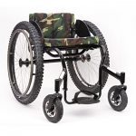 Top End Crossfire All Terrain Wheelchair