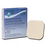 DuoDERM CGF Control Gel Formula Dressing - 4 x 4 - Sterile  Box 5