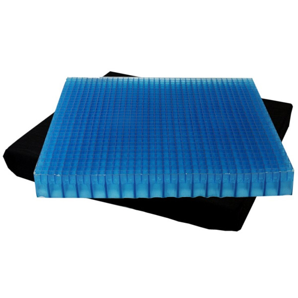EquaGel Blue Basic Wheelchair Cushion Cover