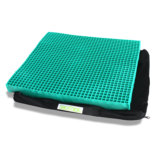 EquaGel Straight Comfort Wheelchair Cushion Cover