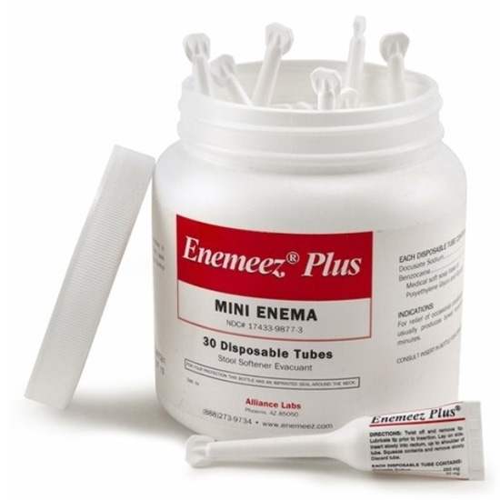 Enemeez Mini Enema Plus