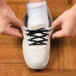 Stretchable Shoe Laces