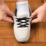 Stretchable Shoe Laces