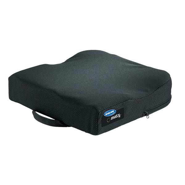 Invacare Matrx Flovair Gentle Contour & Max Contour Wheelchair Cushion