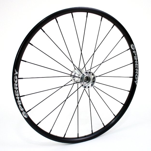 "Spinergy Spox Sports Wheelchair Wheels 24""/25""/26""/700c"