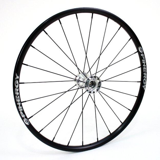 "Spinergy Spox Sports Wheelchair Wheels 24""/25""/26""/700c"