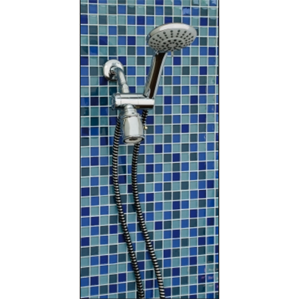 Lumex Deluxe Hand-Held Shower Head