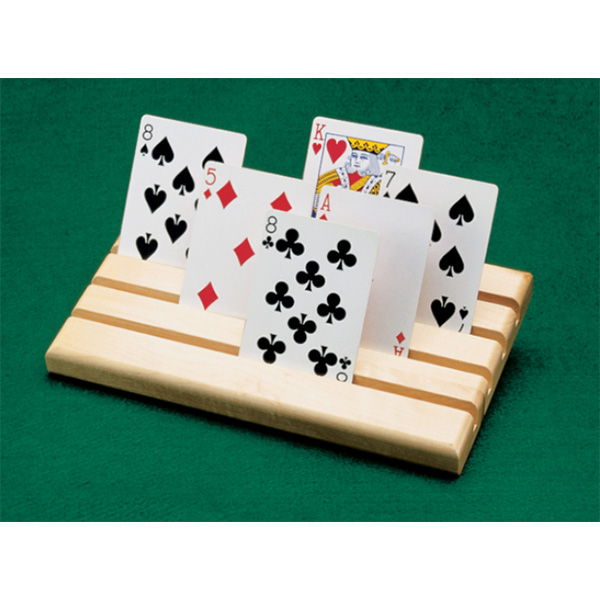 4 Slotted Card Holder