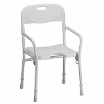 Nova Folding Shower Chair with Back