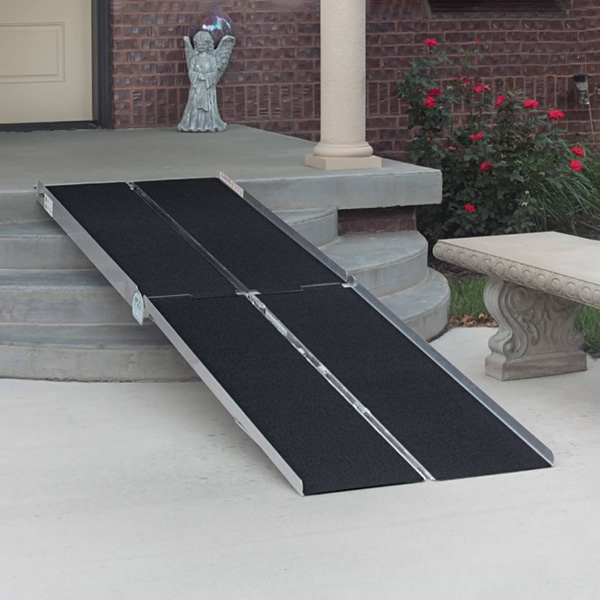 PVI Multifold Wheelchair Ramps 5 - 8 ft Long x 30-in Wide