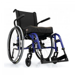 Quickie QXi Ultra Lightweight Folding Wheelchair