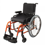 Quickie LXI Folding Wheelchair