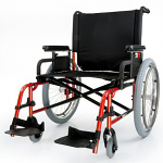 Quickie M6 Folding Wheelchair