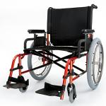 Quickie M6 Folding Wheelchair