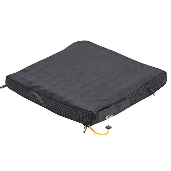 ROHO Low Profile Dual Compartment Wheelchair Cushion