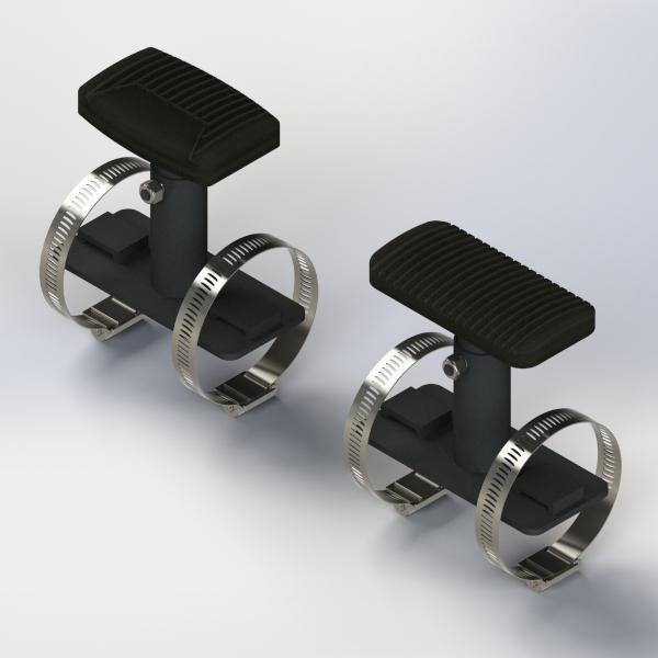 Sure-Grip Pedal Extenders