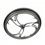 SpinTek Cyclone Aluminum Billet Wheels