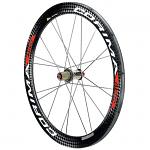 "Corima All Carbon 26"" (650c) Aero ""S"" Tubular Handcycle Wheel - Front"