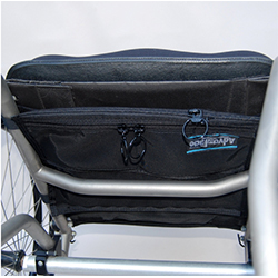 Advantage Wheelchair Down-Under-Flat-Pac