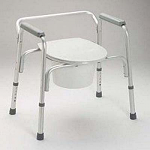 Easy Care 3 in 1 Commode Frame
