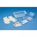 BARDIA Foley Insertion Tray without Catheter 30cc