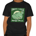 Frog Leg T-Shirts