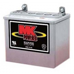 MK U-1 Sealed Gel Battery Pair