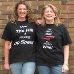 Sportaid Black 2nd Generation T-shirts